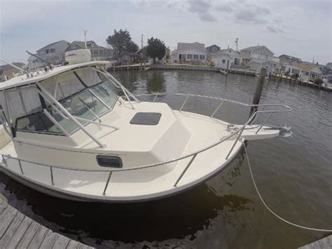 parker boats for sale new jersey parker 2510 walkaround boats for sale in new jersey