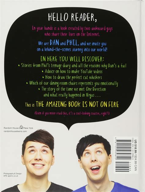 The Amazing Book Is Not On The World Of Dan And Phil Dan Howell the amazing book is not on the world of dan and phil