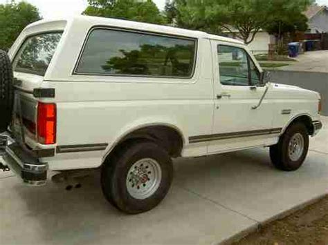 1991 ford bronco xlt for sale in havelock north carolina classified americanlisted com find used no reserve 1991 bronco xlt 4x4 fully loaded with 5 8 at pw pb well maintained in