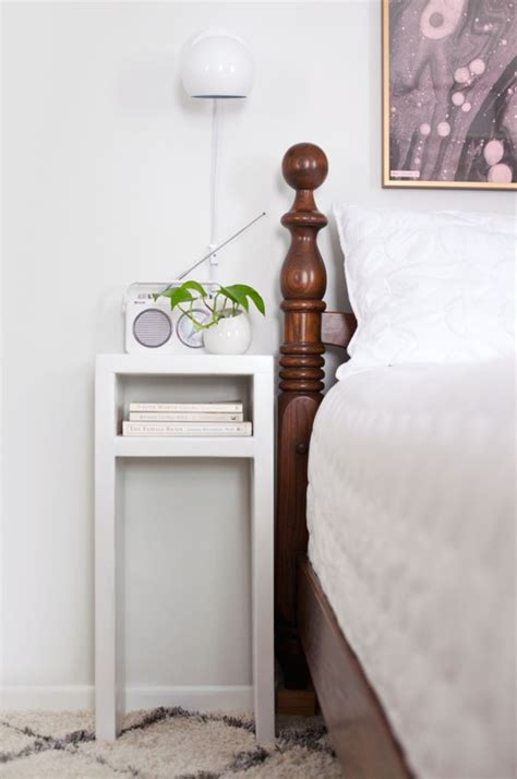 Small Space Nightstand by 1000 Ideas About Small Nightstand On