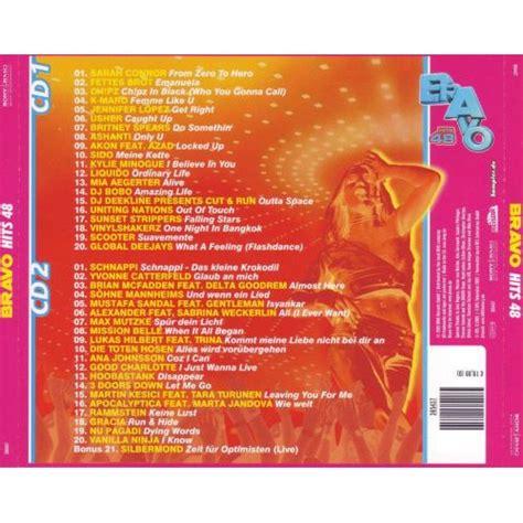 Leonardo Collection Still Vol 24 Promo bravo hits 48 disc 2 mp3 buy tracklist