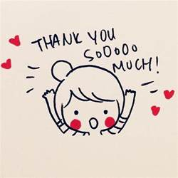 121 best thank you images on pinterest thank you cards