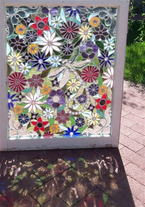 stained glass mosaics original projects for beginners and crafts books 1000 ideas about stained glass flowers on