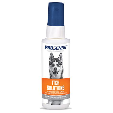 cortisone for dogs itch solutions hydrocortisone spray for dogs pro 183 sense 174
