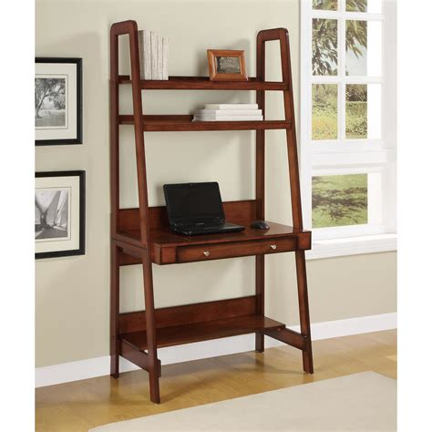 barrel studio quattro leaning ladder desk reviews