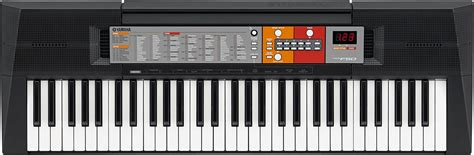 Dan Spesifikasi Keyboard Yamaha Psr F50 yamaha psr f50 portable keyboard piano 61 key with adaptor black ebay
