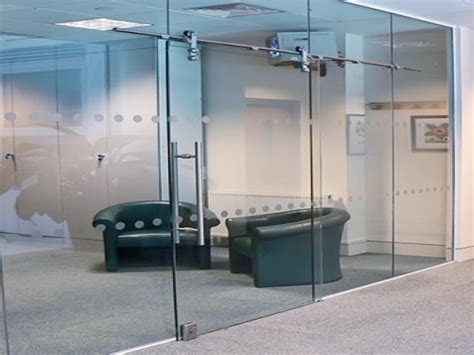 All Glass Entry Doors Hectafine Alusystems India Ltd
