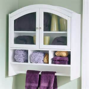 Bathroom Wall Towel Storage Bathroom White Wooden Wall Mounted Bathroom Cabinet With Four Open Shelves And Basket Towel