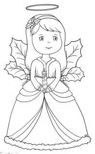beautiful angel candle christmas coloring pages kids fs printable christmas angels