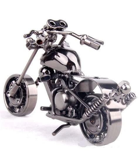 motorcycle home decor handmade iron motorcycle home decor gift decoration buy