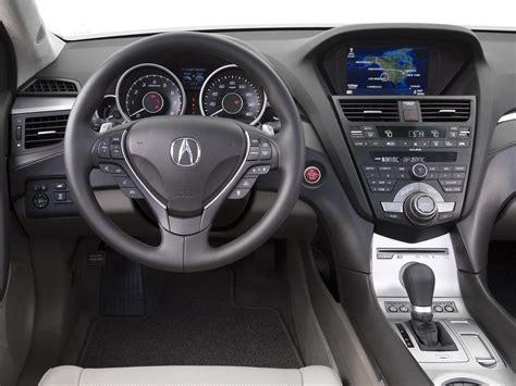 Acura Suv Interior by 2011 Acura Zdx Price Photos Reviews Features