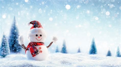 wallpaper christmas  year snow winter snowman
