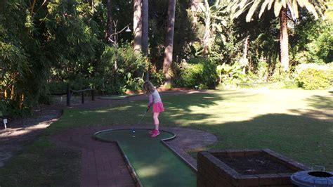 Wanneroo Botanical Gardens Mini Golf At Wanneroo Botanic Gardens Perth