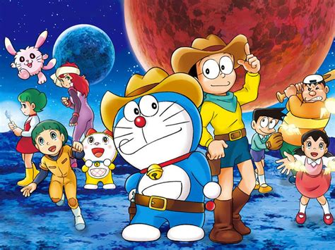 doraemon movie all doraemon gallery disney channel india