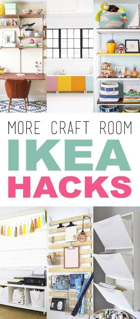 ikea organization hacks best 25 ikea craft room ideas on pinterest ikea