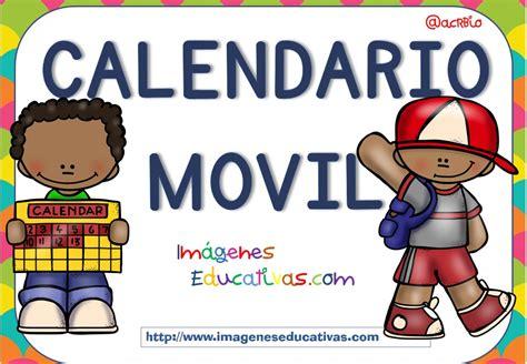 imagenes educativas meses del año calendario movil 1 imagenes educativas