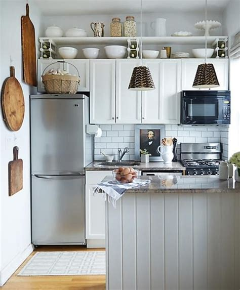 small spaces kitchen ideas 25 space saving small kitchens and color design ideas for
