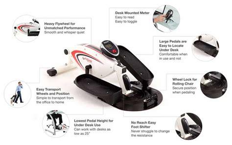 elliptical machine office desk desk bike elliptical reviews and buyer s guide