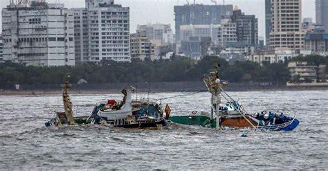 ark boat bandra floating restaurant capsizes off mumbai 15 rescued