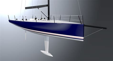 yacht design brief new york yacht club unveils new one design keelboat