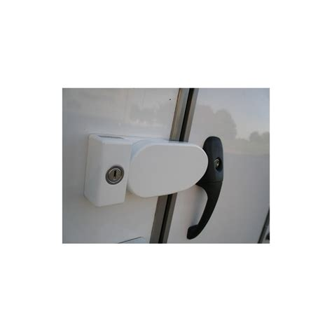 nest door lock and safety caravan motorhome milenco superior security safe door lock
