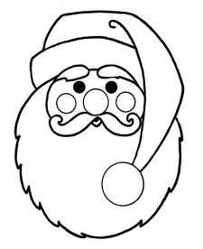 Christmas Coloring Pages Santa Claus Chimney Page sketch template