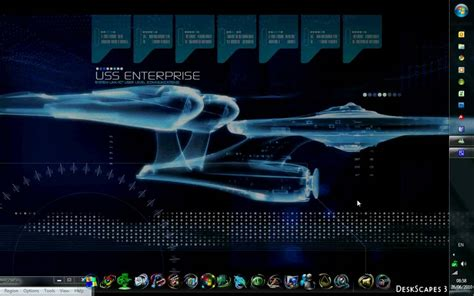 star trek themes for windows 8 1 star trek windows 7 youtube