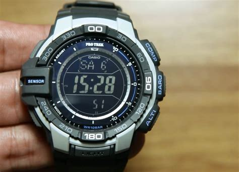 Keren Jam Tangan Suunto Sp 001 casio pro trek prg 270 7 indowatch co id