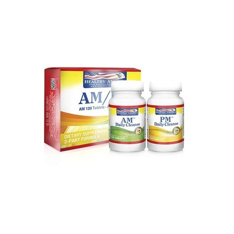 Detox Helio by Am Pm Dayli Cleanse 120 Fiber 120 Herbs Tablets