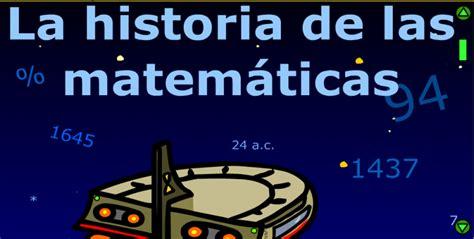imagenes de las malditas matematicas la historia de las matem 225 ticas en c 243 mic interactivo