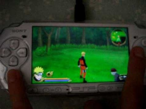 what format does a psp game have to be naruto shippuden akatsuki rising on psp 3000 100 work