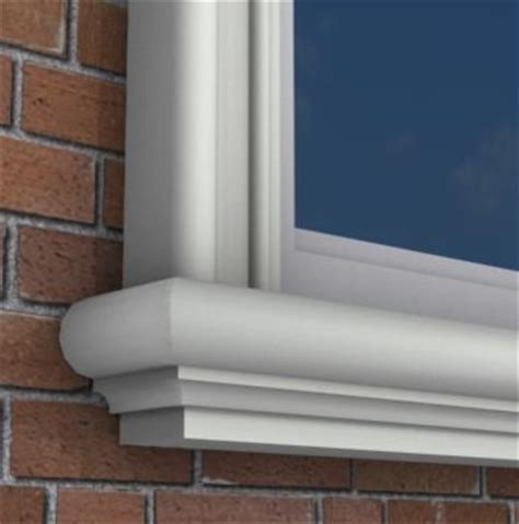 Exterior Window Sill Design Mx201 Exterior Window Sills Molding And Trim Toronto By Mouldex Exterior Interior