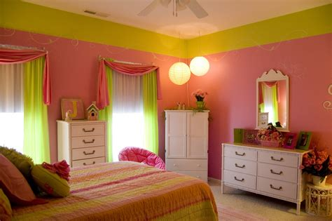 girls bedroom ideas pink 1600px