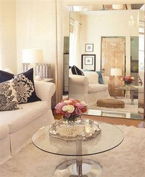 Mirror Living Room by Small Living Room Decorating Ideas