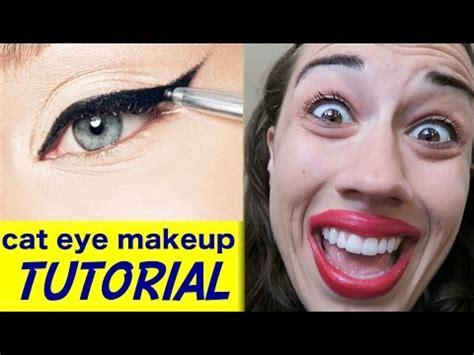tutorial eyeliner mata kucing tutorial makeup anti mainstream miranda sings yang ngawur