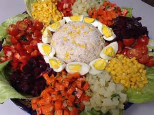 moroccan salad amalkitchen com