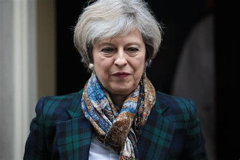 theresa may tells mps not to obstruct the will of the