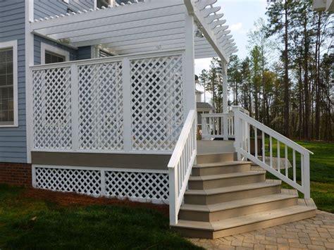 home designer pro lattice creative lattice ideas for your deck