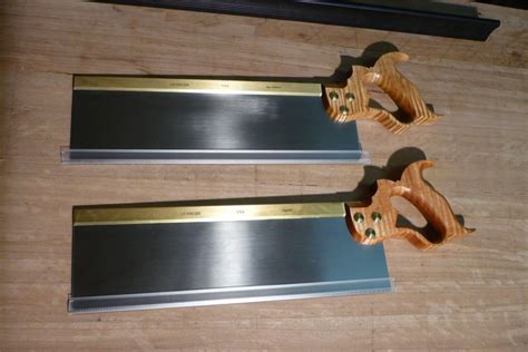 The Love Of Wood Tenons Saws
