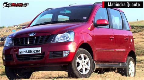 mahindra cars all models all mahindra models list of mahindra car models