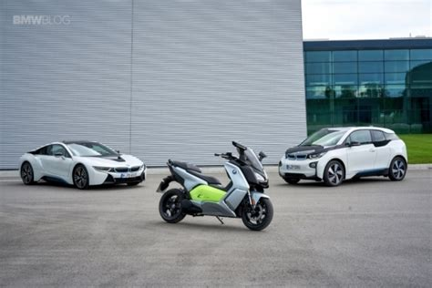 bmwnin elektrikli scooteri  evolution motorcularcom