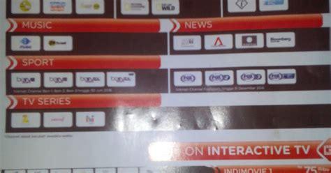 Tv Kabel Indihome promo harga paket indihome jaringan fiber optik
