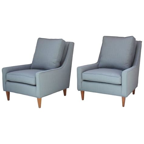 mid century modern armchairs pair of mid century modern armchairs for sale at 1stdibs