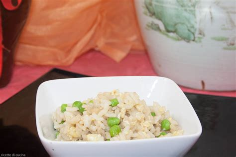 cucina cantonese come fare il riso fritto cantonese ricette di cucina