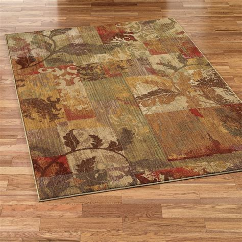 fall rugs autumn area rugs