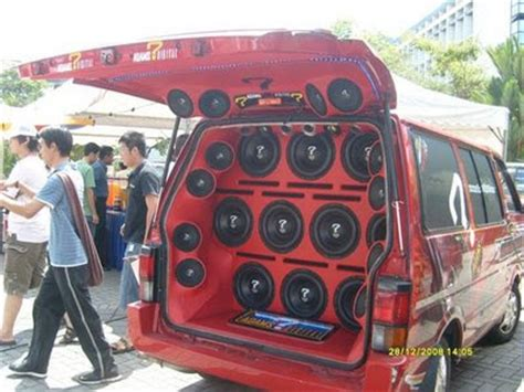 nissan vanette modified interior budleee rants and raves international autoshow