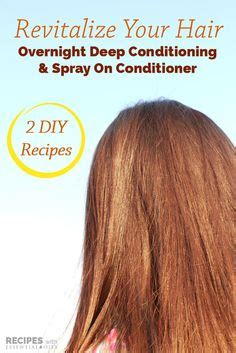 hair after deep conditioning recipe on a girls gotta spa haircare how to make coconut oil hair conditioner vegetarian