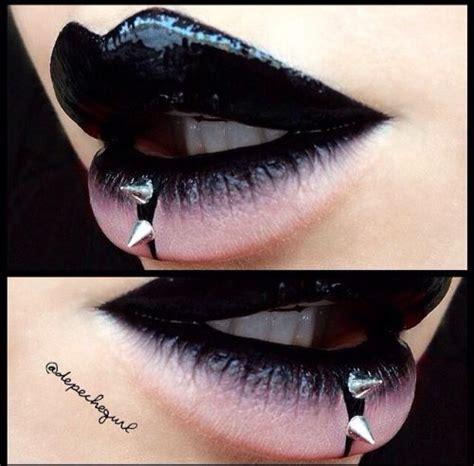 eyeliner tattoo el paso goth makeup on tumblr