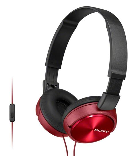Headset Sony Mdr Zx 110a sony unveils new mdr zx and mdr ex headphones techpowerup