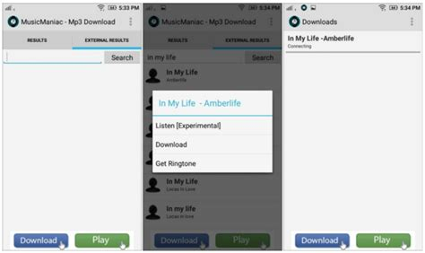 maniac app for android maniac free downloader app for android